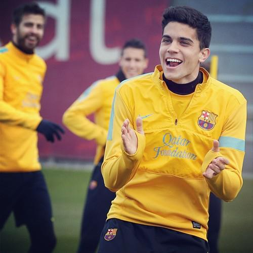 Marc Bartra. - Page 5 Tumblr_mhm6rriZoh1s37nu8o1_500