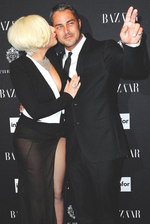 Lady Gaga and Taylor Kinney. - Page 2 Tumblr_ndefyeasrd1rz7rr7o1_500