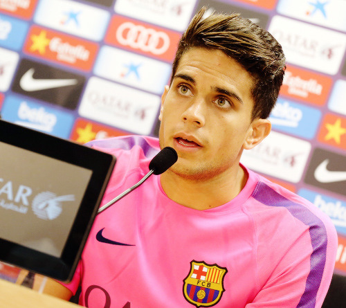 Marc Bartra. - Page 2 Tumblr_n946pn14m71ry3rxao2_500