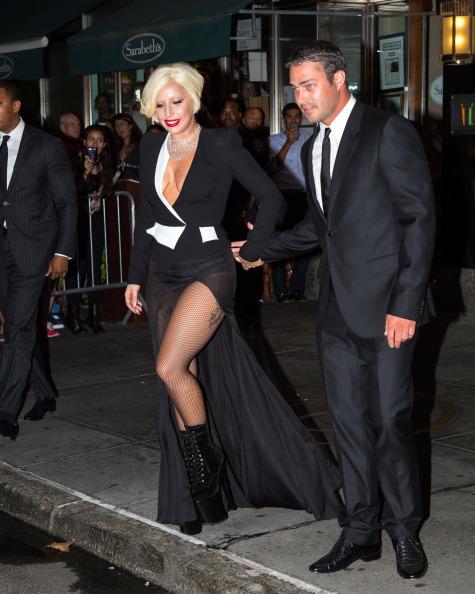Lady Gaga and Taylor Kinney. - Page 3 Tumblr_nbhma6zkRF1rz7rr7o3_500
