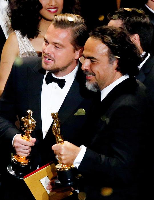 Leonardo DiCaprio - Page 2 Tumblr_o3amvgxSss1ujllzro1_540
