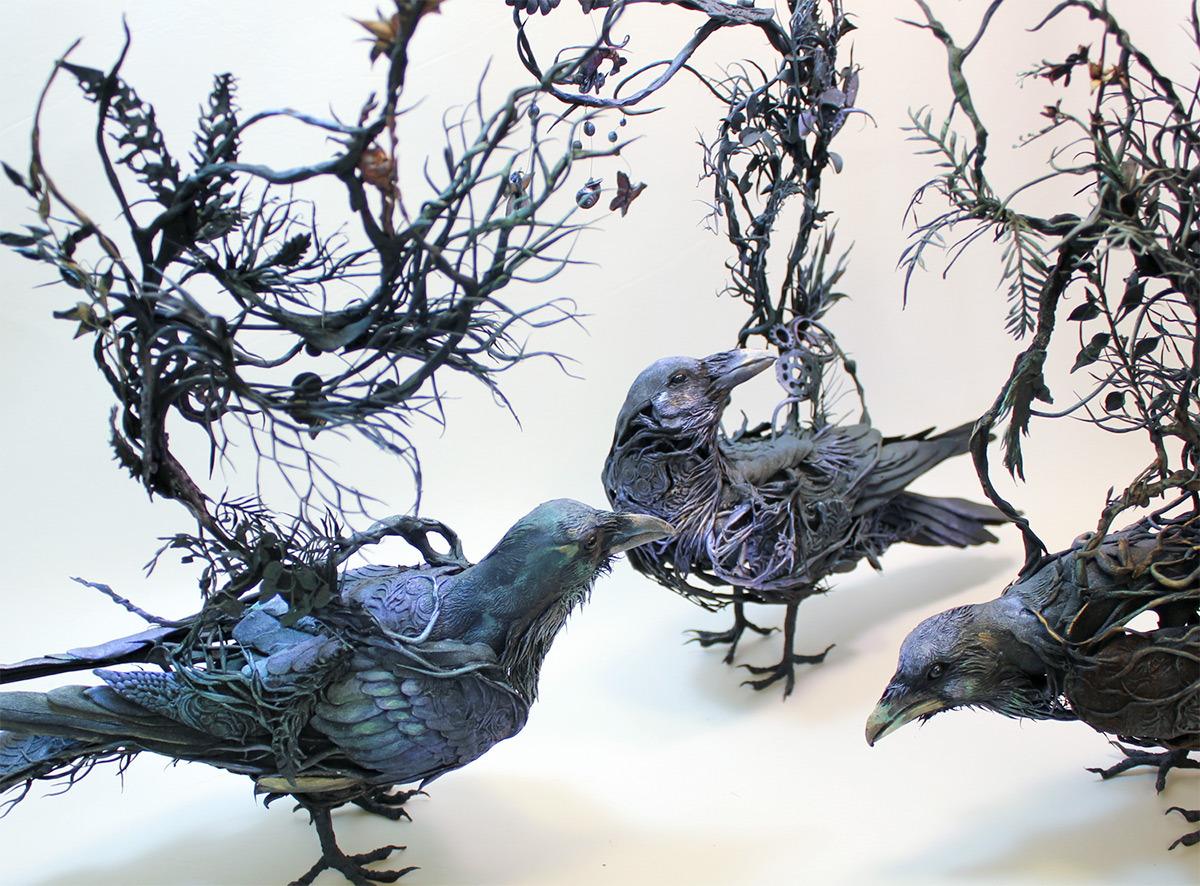 Ellen Jewett-umetnica nadrealnih skulptura! Tumblr_nlmc94AwpV1rlaql2o10_1280