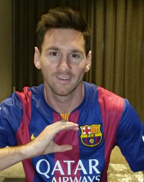 Lionel Messi. - Page 6 Tumblr_nftmalvW1G1rilm0zo1_500