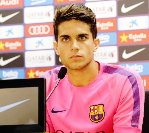 Marc Bartra. - Page 2 Tumblr_n946pn14m71ry3rxao1_500
