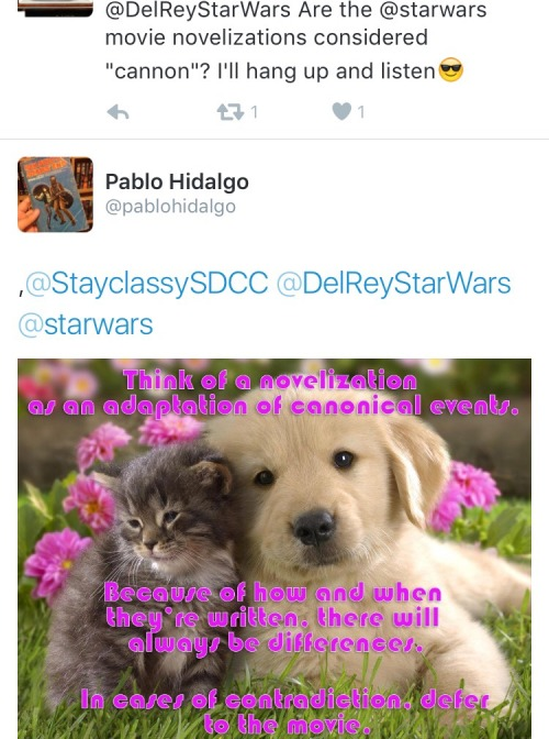 [ARCHIVE] SW Sequel Trilogy Tweets  - Page 2 Tumblr_o6bldpNUrd1v4btoco1_500