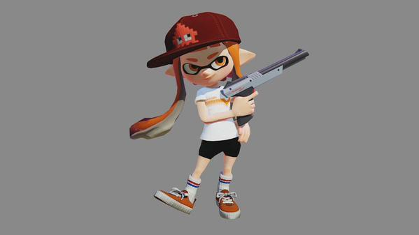 Splatoon (or LOOK IT'S A NEW NINTENDO IP WILL YOU SHUT UP NOW) - Page 6 Tumblr_np9y2r2ciD1u3akyno1_1280