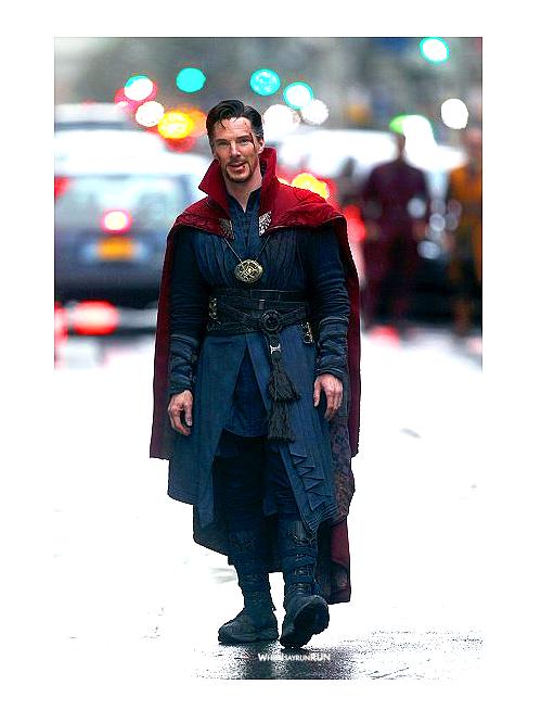 Doctor Strange, avec Benedict Cumberbatch (Marvel) Tumblr_o50i4iD6Kw1ttko1so1_500
