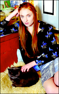Sophie Turner avatars 200x320 Tumblr_nkuk6bVQ1m1uo6ey9o1_250