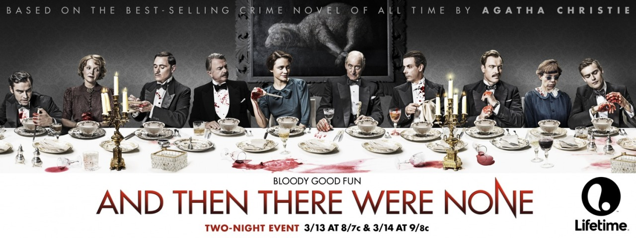 And then there were none (Dix petits nègres) d'Agatha Christie, une nouvelle adaptation de la BBC - Page 5 Tumblr_o2wwbhBZEz1rw9d41o1_1280