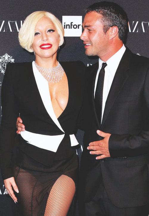 Lady Gaga and Taylor Kinney. - Page 2 Tumblr_ndefo7ylLc1rz7rr7o1_500