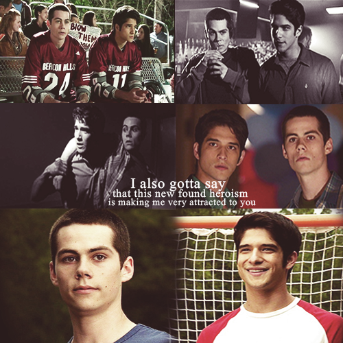Tyler Posey and Dylan O'Brien - Page 8 Tumblr_m9397pIu8y1qf8xhjo1_500