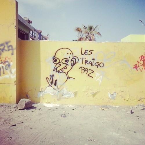 Pintadas, grafittis y otras mierdas del arte hurvano ese. - Página 2 Tumblr_n5y77rfmcZ1r88u00o1_500