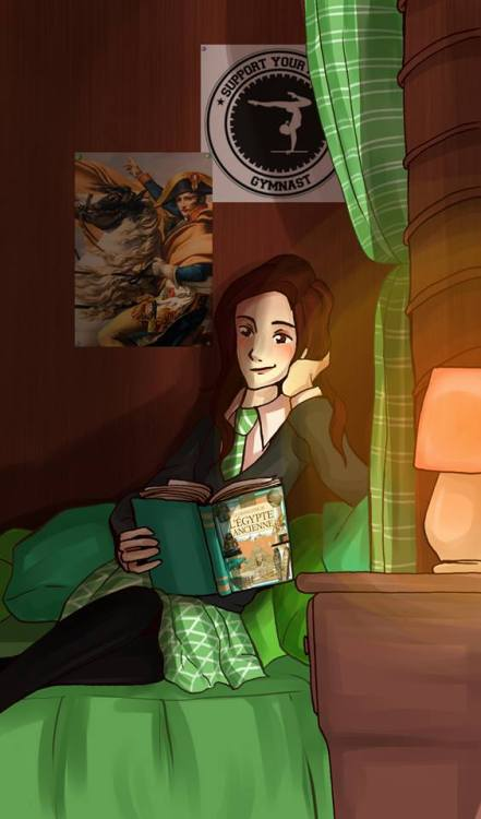 Vos Fanarts Harry Potter - Page 7 Tumblr_n4smdnfisq1r0weaxo1_500