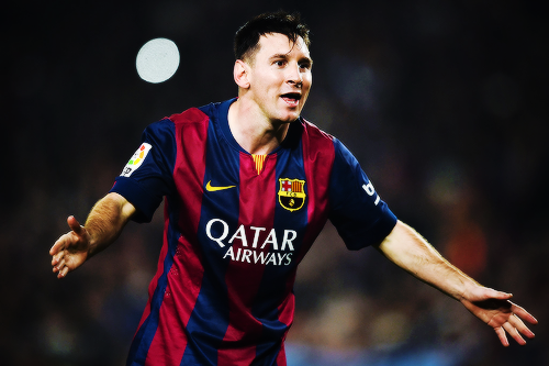 Lionel Messi. - Page 3 Tumblr_nfhcarK8lU1rt3ls5o5_500