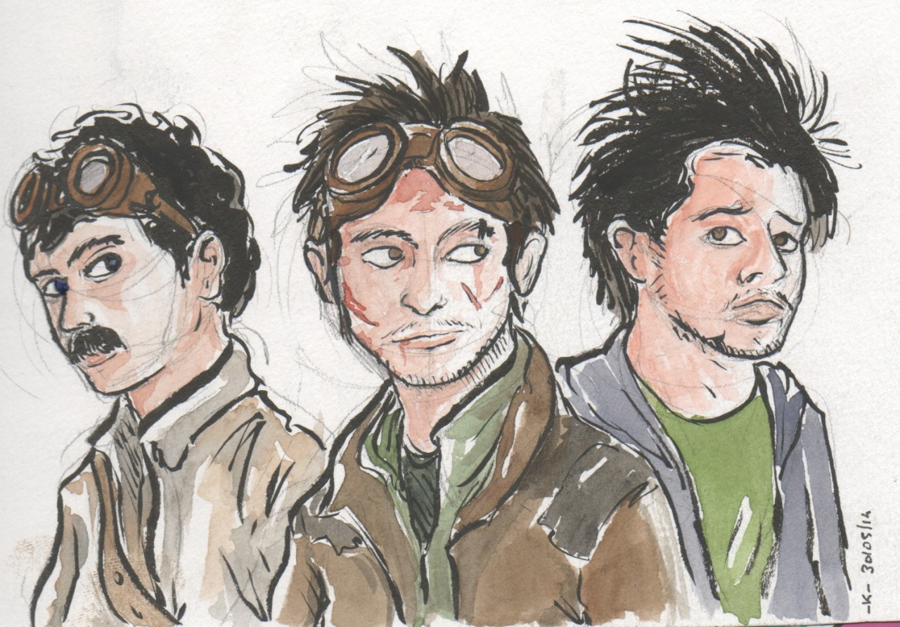 [Fan-Art] Des dessins du VDF et tout ça Tumblr_n6cyovAr2L1rjjgtyo1_1280