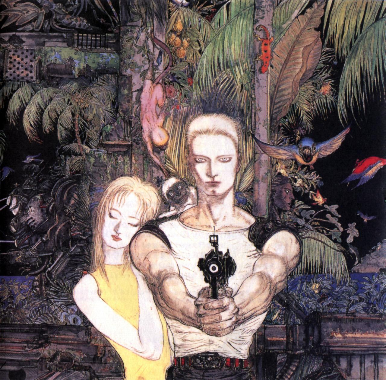 Final Fantasy XV (PS4/X1) - Page 5 Tumblr_n94xitsPye1sctm9xo1_1280