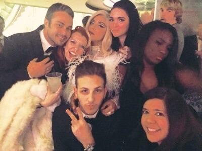 Lady Gaga and Taylor Kinney. Tumblr_nhioukphn11rz7rr7o1_400