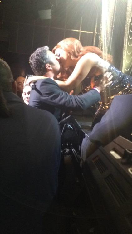 Lady Gaga and Taylor Kinney. Tumblr_nhionu1xFv1rz7rr7o1_500