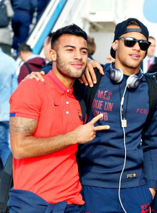 Neymar Jr. - Page 37 Tumblr_nmp2kw4hIZ1tjqzsxo1_500