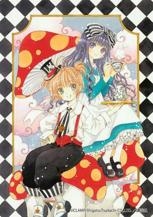 Card Captor Sakura et autres mangas [CLAMP] - Page 3 Tumblr_nmiywsxGnL1rtf1q8o2_500