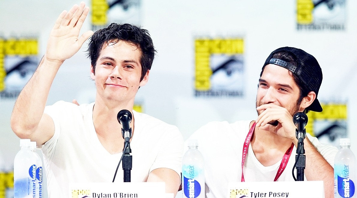 Tyler Posey and Dylan O'Brien - Page 4 Tumblr_n98tn6LoPg1r42cito1_1280