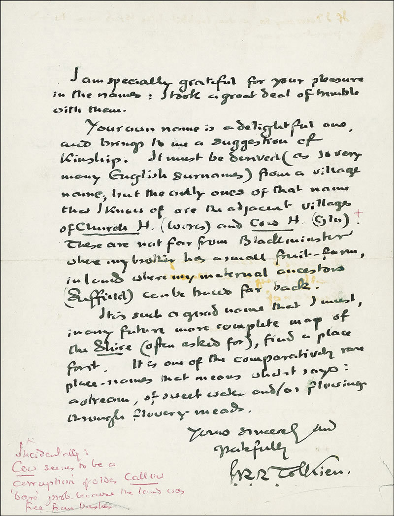 Unseen letters from Tolkien. Tumblr_lx8l2itE1N1qbalbwo2_1280