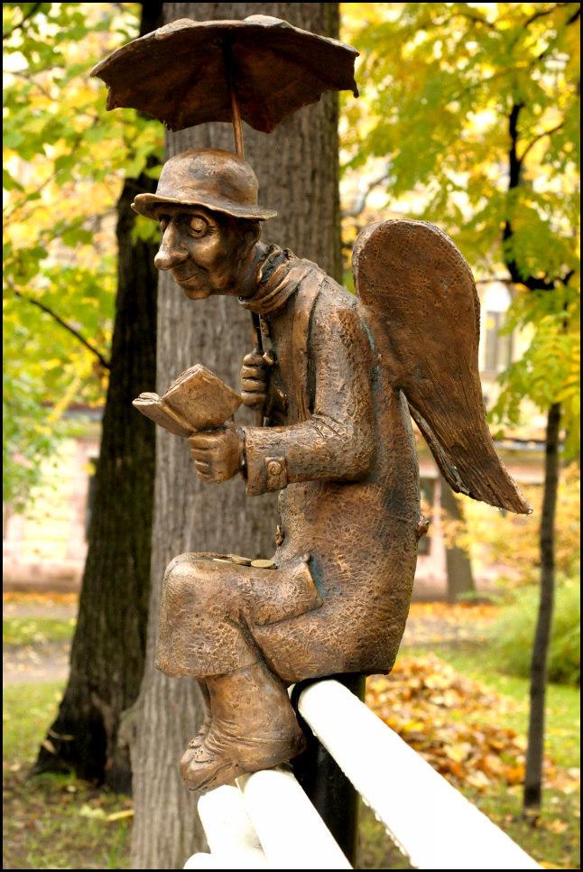 Городские скульптуры - Страница 2 Tumblr_mc5hferCen1qd97d5o1_1280