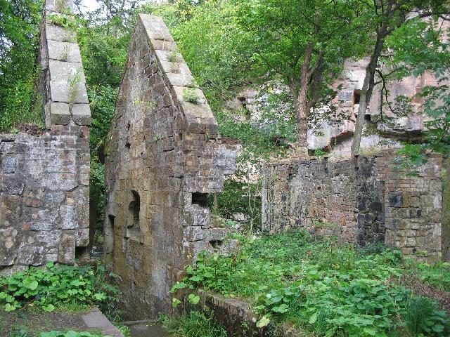 Roslin Glen powder mills Rosglen1