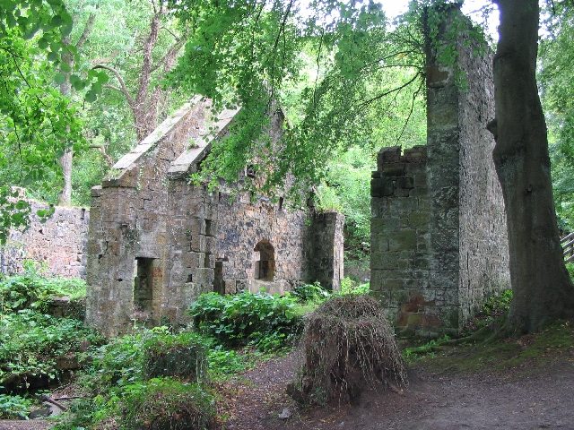 Roslin Glen powder mills Rosglen7