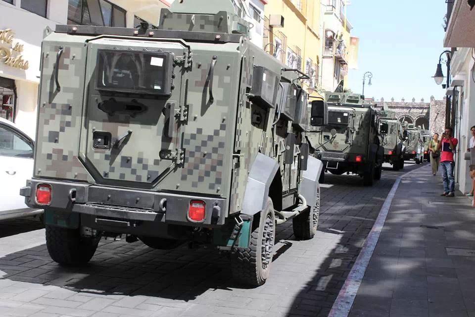 Ejercito Mexicano renueva flota de Humvees 02/04/2014 - Página 5 Cuernavacapatrullaje1
