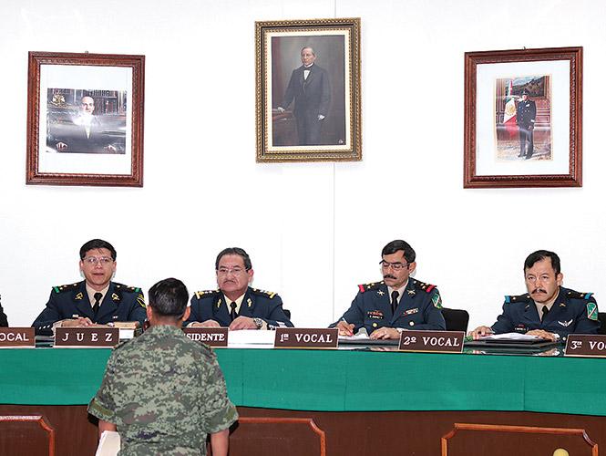 El Fuero Militar Mexicano, la Suprema Corte y las Reformas. - Página 5 Sedena_5