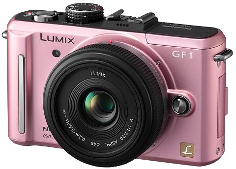 Un p'tit spécial St-Valentin - Lumix GF1 Rose Gf1-rose