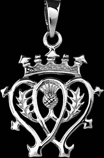Брошь Лакенбут - символ любви и преданности 307577