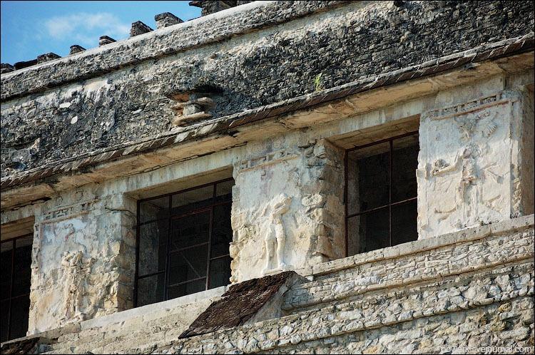 Гробница Пакаля в Храме Надписей в Паленке 358324