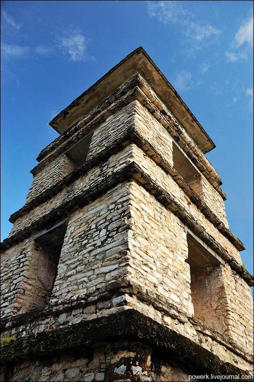 Гробница Пакаля в Храме Надписей в Паленке 358330