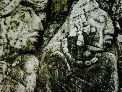 Гробница Пакаля в Храме Надписей в Паленке 358353