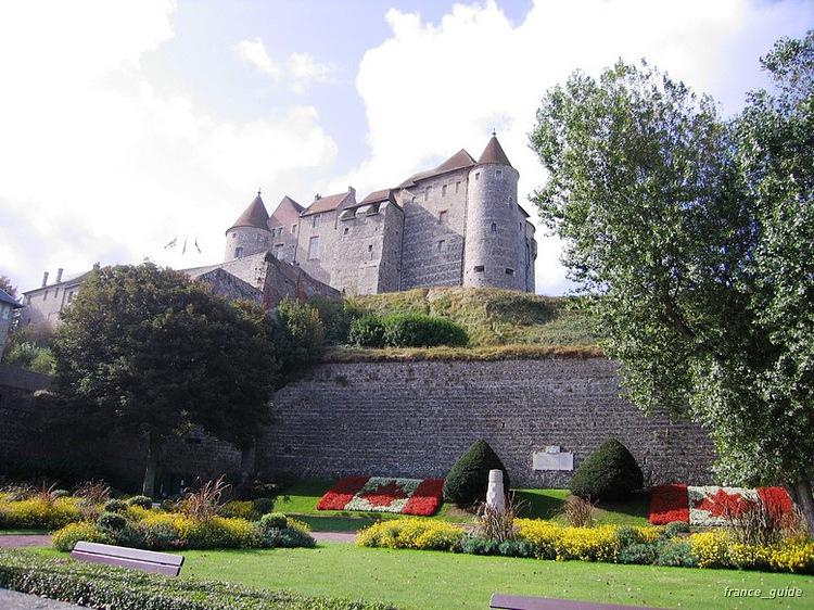 Замок Дьеп  375161