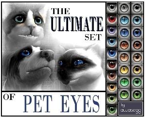 Глаза, скины для животных 760392