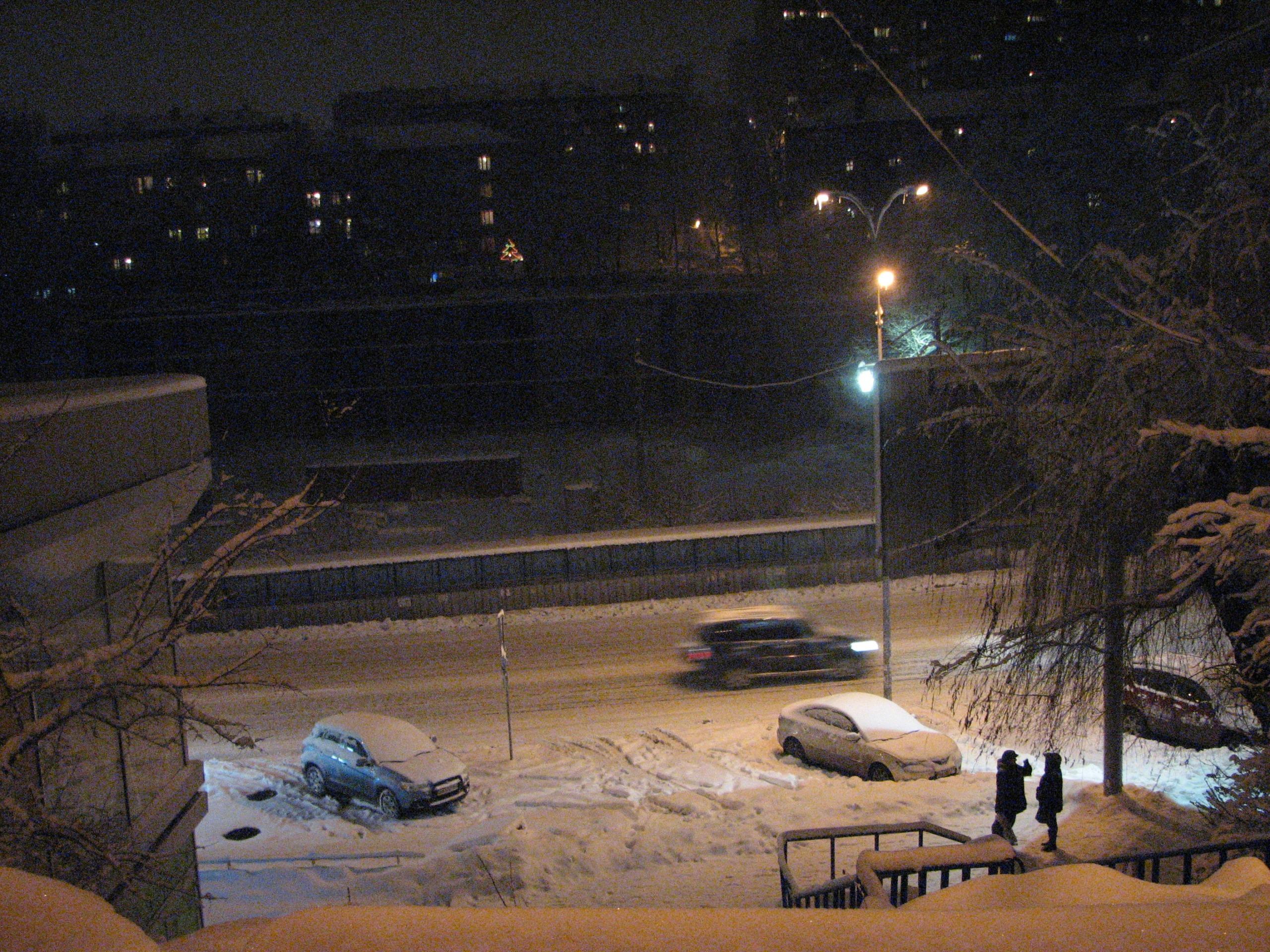 А за окном зима... 767647