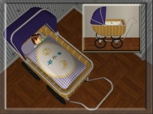 Комнаты для младенцев и тодлеров - Страница 7 849318