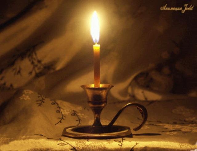 Свечка лечит и очищает 1665975