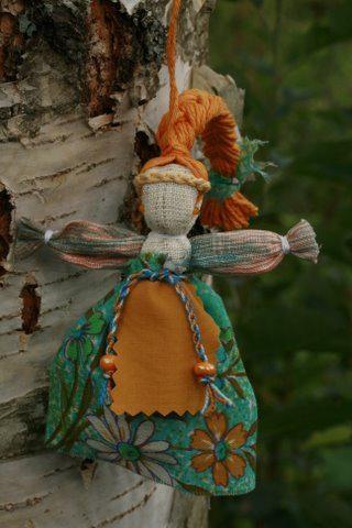 14 марта день Евдокии - Плющихи, делаем куколку Веснянку 1745033