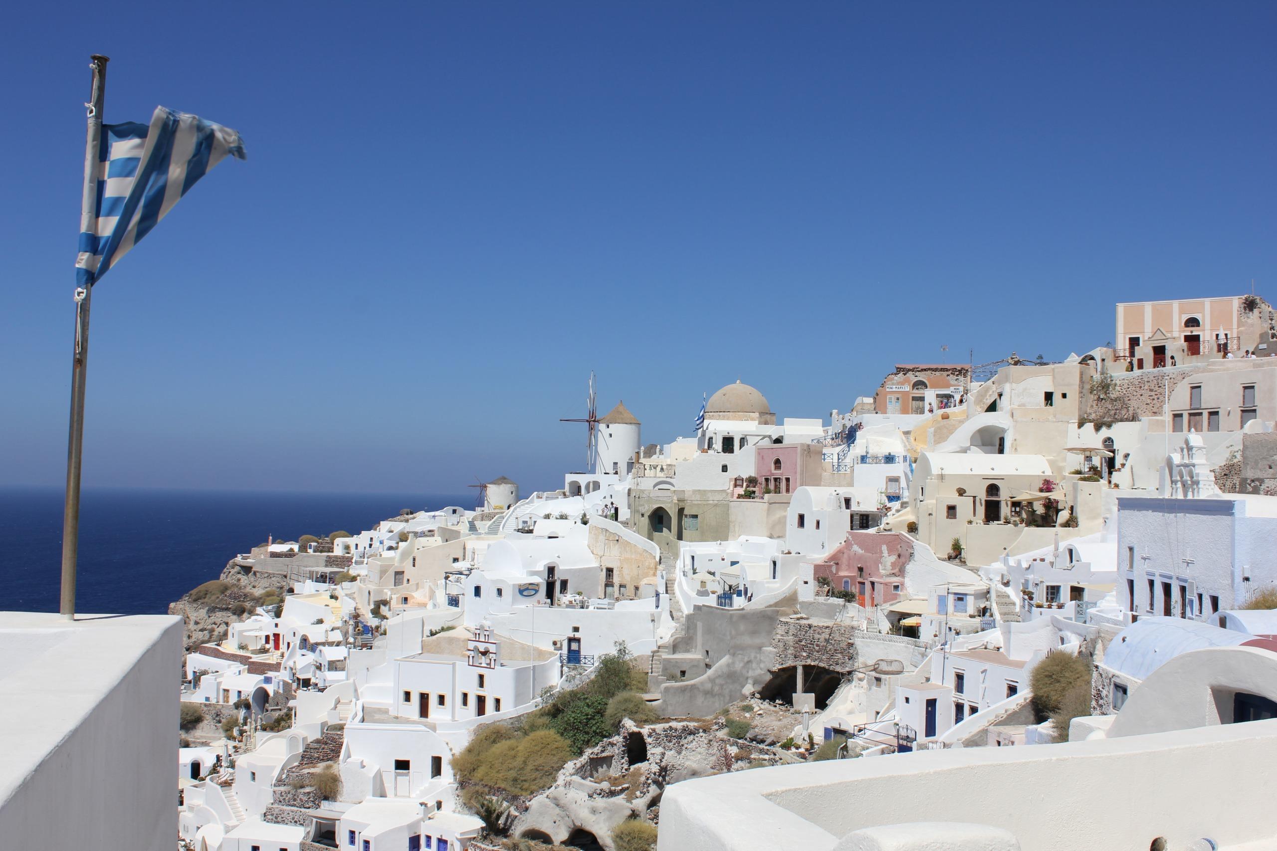 Санторини. Греция 1940778