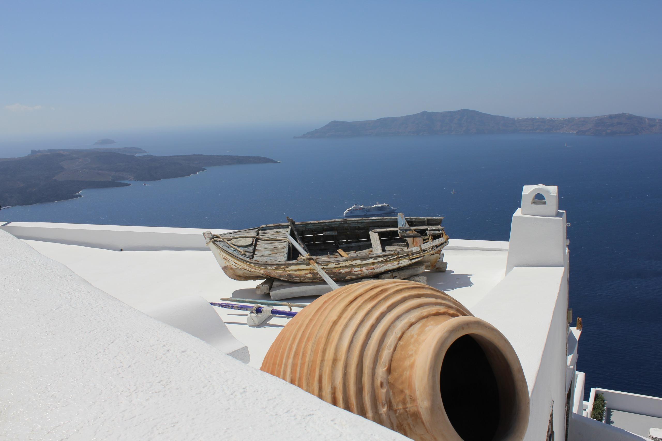 Санторини. Греция 1940780
