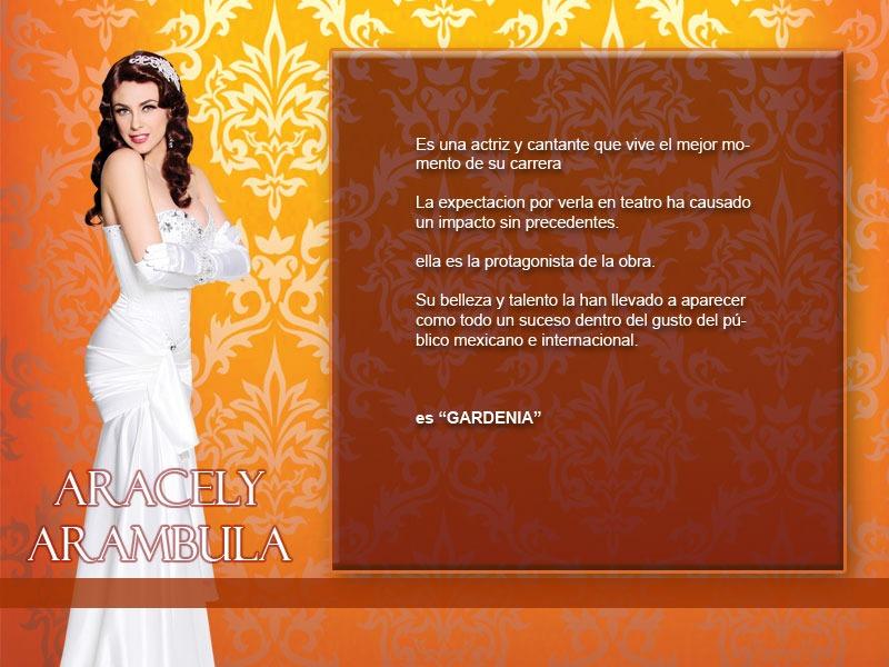 Арасели Арамбула / Aracely Arambula - Страница 3 207413