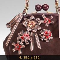Искусственные цветы в одежде и аксессуарах 740254