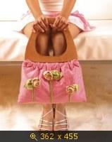 Искусственные цветы в одежде и аксессуарах 740257