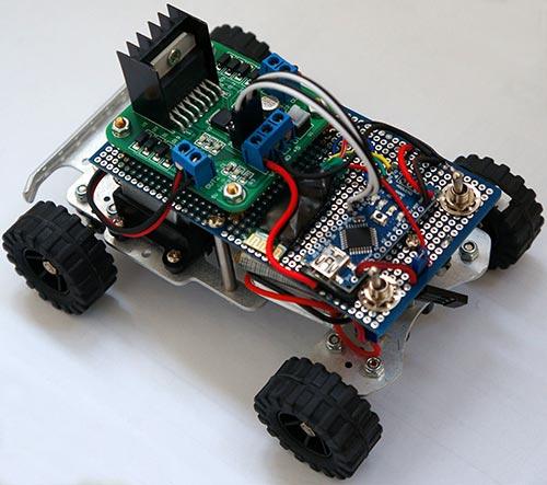 Arduino – nền tảng mới trong việc điều khiển tự động Arduino_pic_car_toy