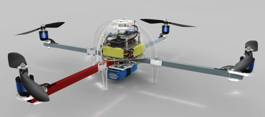 Arduino – nền tảng mới trong việc điều khiển tự động Arduino_pic_quadcopter
