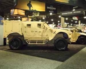 مركبات M-ATV المتميزة للإمارات العربية المتحدة بأعداد كبيرة  M-ATV_UAE_1-300x240